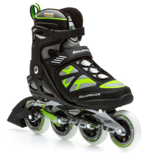 #4. Rollerblade Macroblade 90 Skate