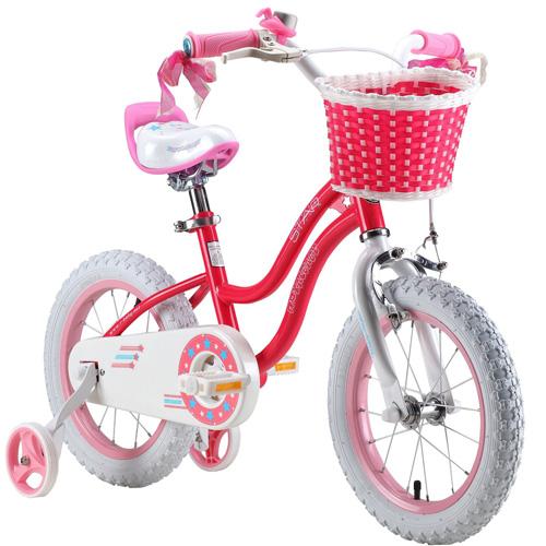 #2. RoyalBaby Stargirl Girl's Bike
