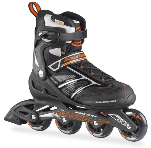 #1. Rollerblade Men's 80 Skate