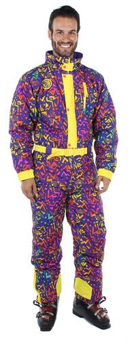 #5. Carvaholic Ski Suit