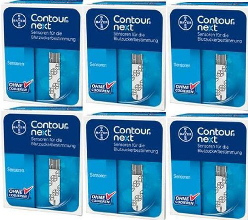 5. Bayer Contour Next Test Strip 300 Strips