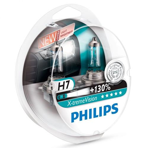 4. Vision +130% Headlight Bulbs