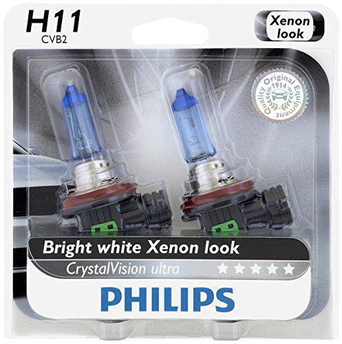 2. Ultra Upgrade Headlight Bulb, 2 Pack
