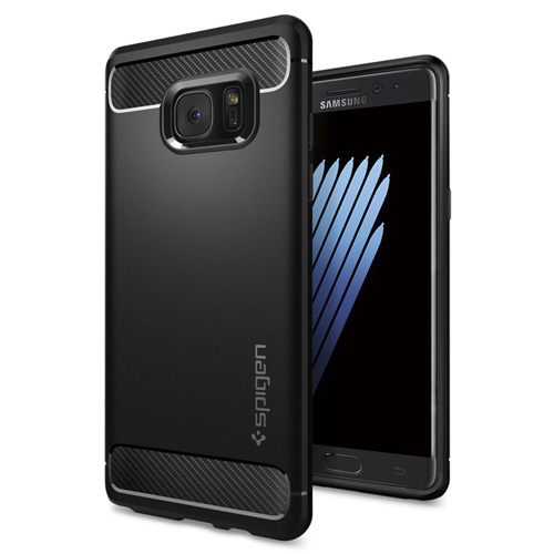 #2. Galaxy Note 7 Case By Spigen