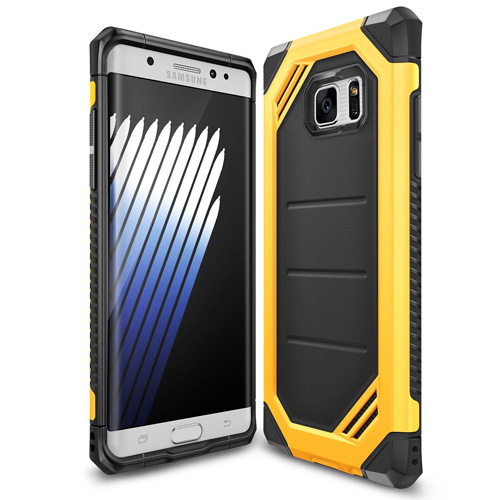 #7. Ringke Bumblebee Advanced Dual Layer Heavy Duty Protection Cover for Samsung Galaxy Note 7