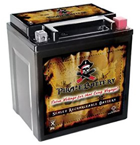 2. YTX30L-BS High Performance Power Sports Battery
