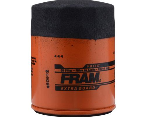 9. Fram PH7317 Spin-On Extra Guard Oil Filter