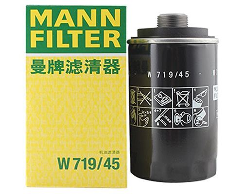 6. Mann-Filter Spin-On W 719/45 Oil Filter