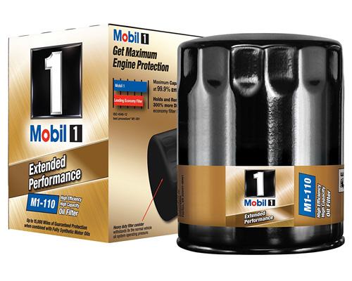 4. Mobil 1 M1-110 Oil Filter