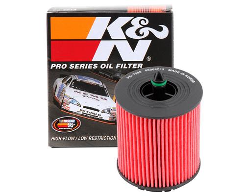 10. K&N Pro Series PS-7000 Oil Filter