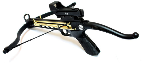 3. 80lbs Self Cocking Crossbow