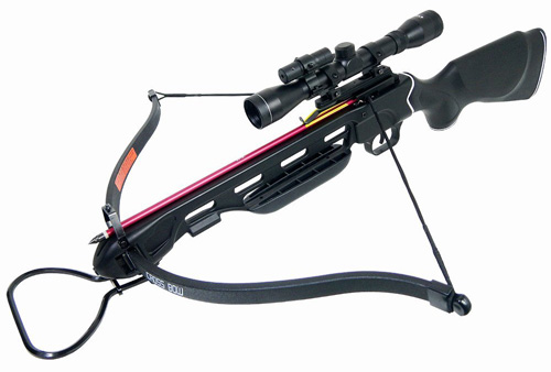 8. 150 lb. Hunting Crossbow Archery Bow