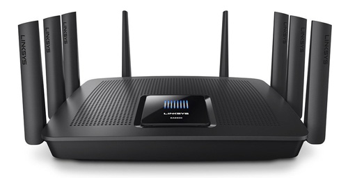 5. Linksys EA9500 AC5400 Tri Band Wireless Router