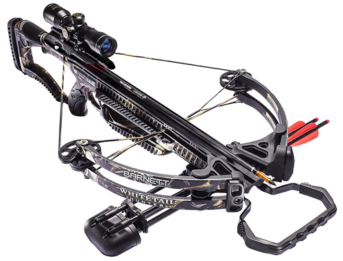 9. Barnett Whitetail Hunter Crossbow