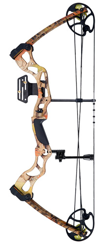 8. Leader Accessories Compound Bow Hunting Bow 50-70lbs 25