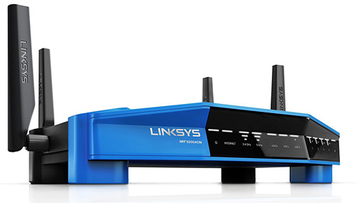 9. Linksys WRT3200ACM AC3200 Open Source Dual-Band Wireless Router