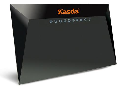 10. Kasda KA1900A Wireless AC1900 Dual Band DD-WRT WiFi Router