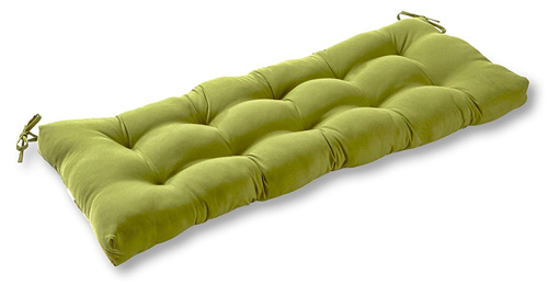 3. Greendale Home Fashions 44-Inch Indoor/Outdoor Swing/Bench Cushion