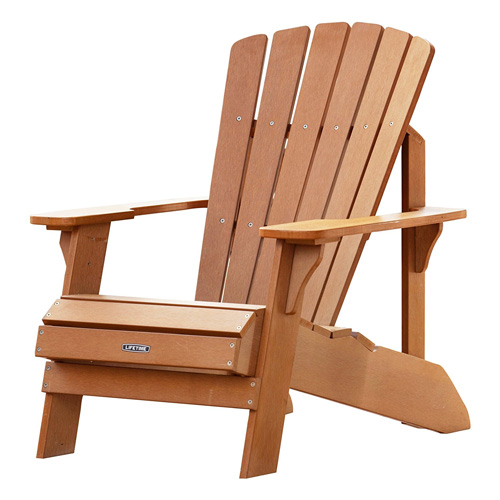 1. The Lifetime 60064 Adirondack Chair