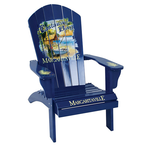 10. The Margaritaville Adirondack Chair (by Rio Brands)