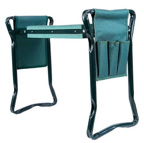 1. Ohuhu Garden Kneeler and Seat with Bonus Tool Pouch