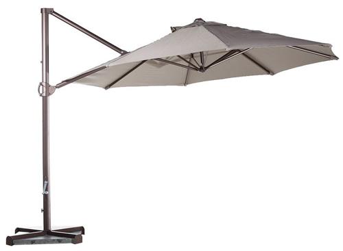 6. Abba Patio 11-Feet Aluminum Offset Cantilever Umbrella