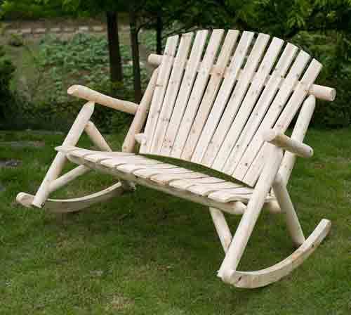 7. Merax Dual-Purpose Patio Love Seat