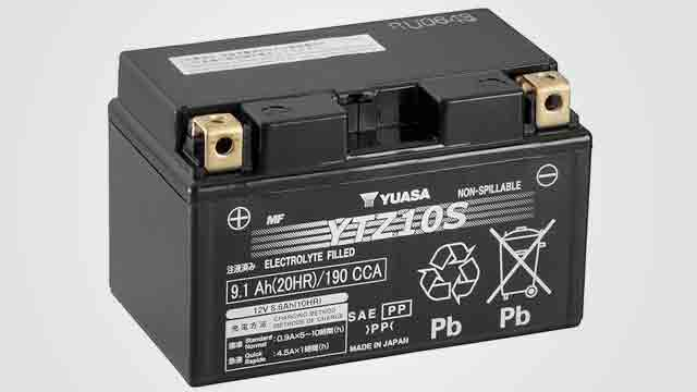 10 Best Motorcycle Battery in 2019 Reviews