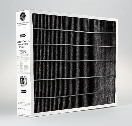 9. X6675 Lennox 20x25x5 MERV 16 Filter Media for HCC20-28