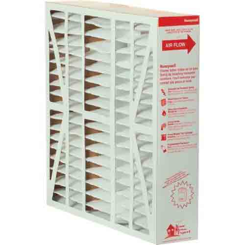 2. Honeywell FC100A1037 Ultra Efficiency Air Cleaning Filter, 20X25-Inches