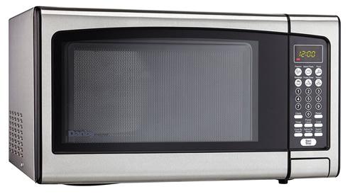 1. Danby Designer 1.1 cu.ft. Countertop Microwave