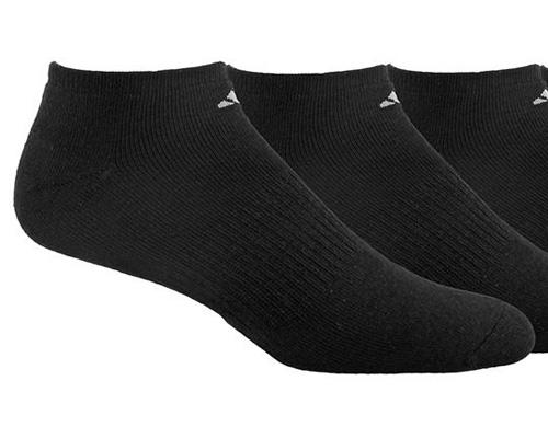 3. Adidas Athletic Crew Socks