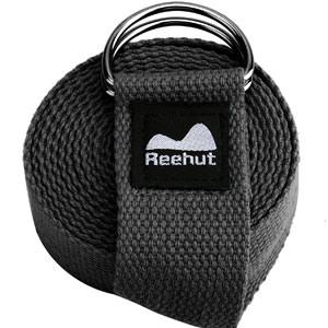 2. Reehut Fitness Exercise Yoga Strap