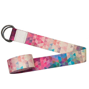 7. Luxury Yoga Strap