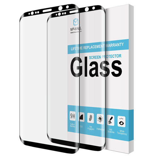 4. MP-Mall For Samsung Galaxy S8 Plus Screen Protector