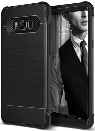8. Caseology Galaxy S8 Plus Case – Vault Series
