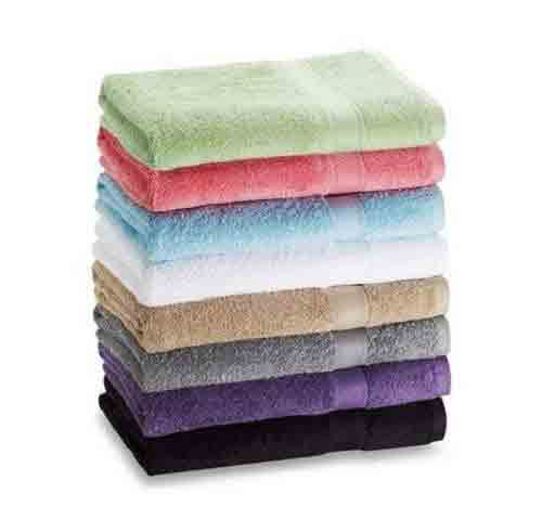4.Crystal towels 7-Pack Cotton Extra-Absorbent Bath Towels