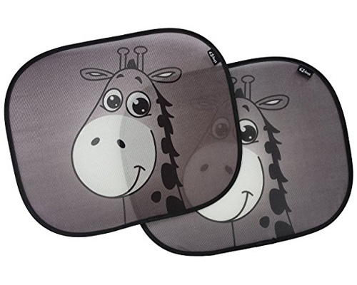 1. EG Buz Vehicle window shades- the best options for the infants and child
