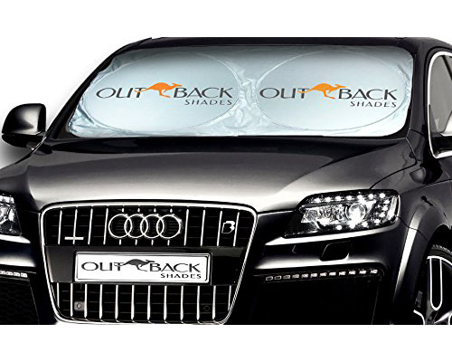 6. Outback has got the most universal solution to the needs for vehicle sun shades