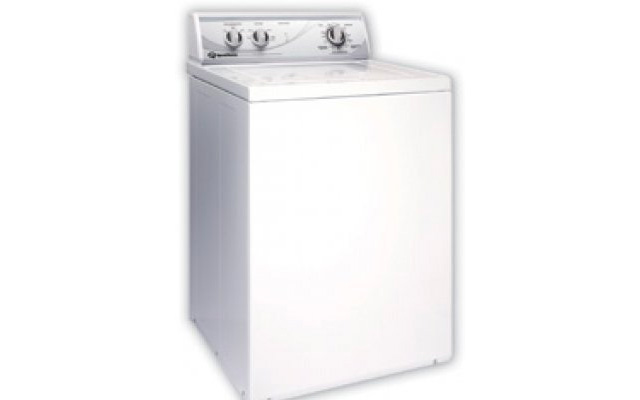 4. Speed Queen AWN432S Top-Load Washer with 3.3 cu. ft. Stainless Steel Wash Tub, White