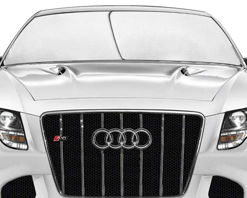 4. Keep your car cool and enhance its look with the Sun shades from EZYSHADE