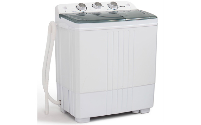 2. Della Small Compact Portable Washing Machine