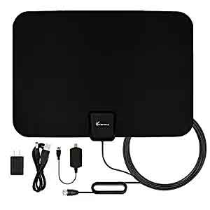 1. Vansky Indoor Amplified HDTV Antenna