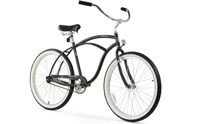3. Firmstrong urban beach cruiser bicycle.