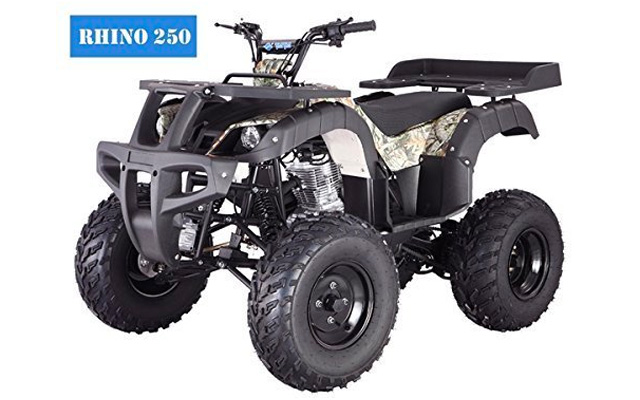 6. TAO full size Atv 250 cc 4 gears.