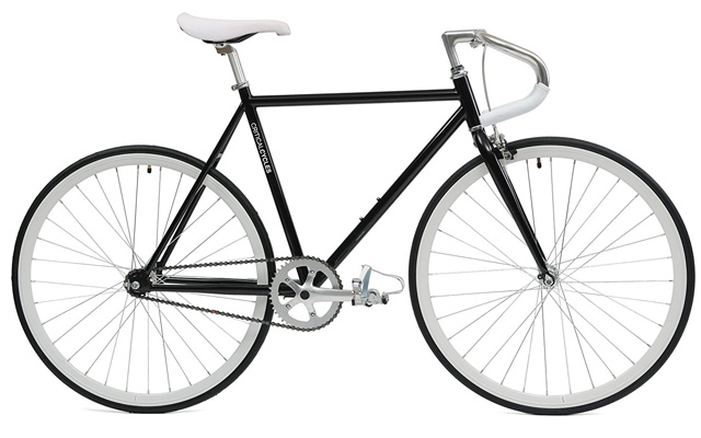 9. Critical cycles classic fixed gear speed bike.