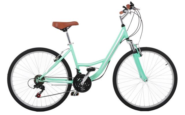 8. Vilano C1 women's comfort road bike.
