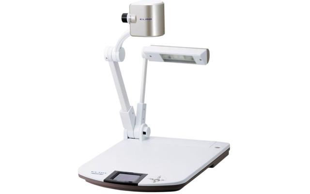 7. Elmo 1338 model P30HD visual presenter.
