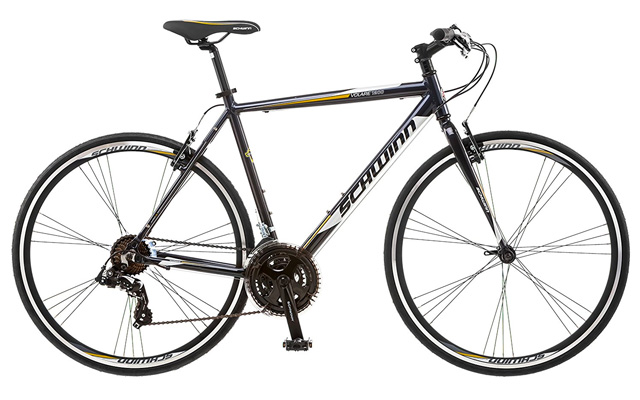 3. Schwinn men's volare 1200 bike.