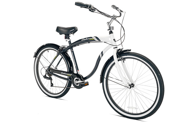 7. Kent Oakwood men's cruiser bike.